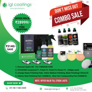 IGL Coatings Combo Saver Pack